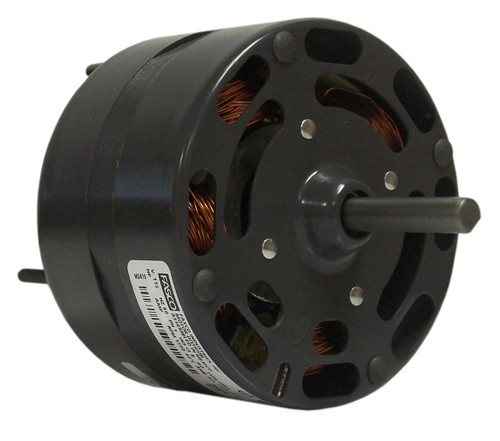 "Fasco D170 Motor | 1/20 hp 1500 RPM CW 4.4"" Diameter 115 Volts"