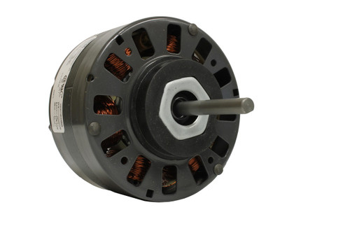 "Fasco D176 Motor | 1/10 hp 1050 RPM 2-Speed CW 5"" Diameter 115 Volts"