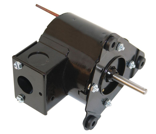 "Fasco D184 Motor | 1/25 hp 1500 RPM CW 3.3"" Diameter 115 Volts"