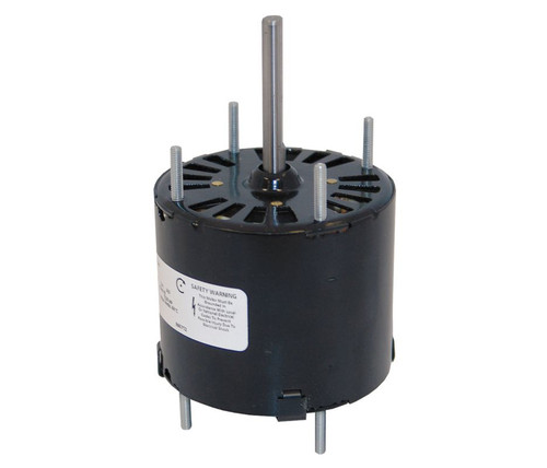"Fasco D189 Motor | 1/20 hp 1500 RPM CCW 3.3"" Diameter 230 Volts"