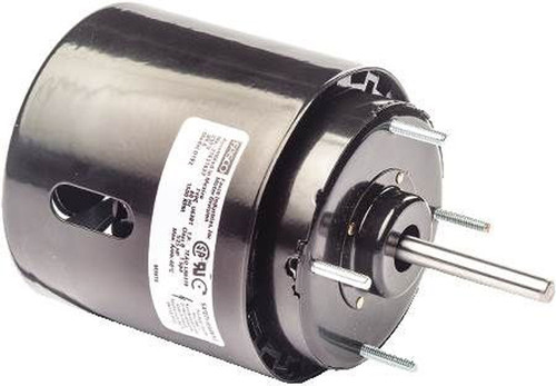 "Fasco D192 Motor | 1/25 hp 1500 RPM CW 3.9"" Diameter 230 Volts"