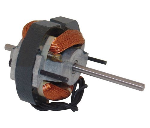 "Fasco D200 Motor | 1/85 hp 3000 RPM CW 3.3"" Diameter 115 Volts"