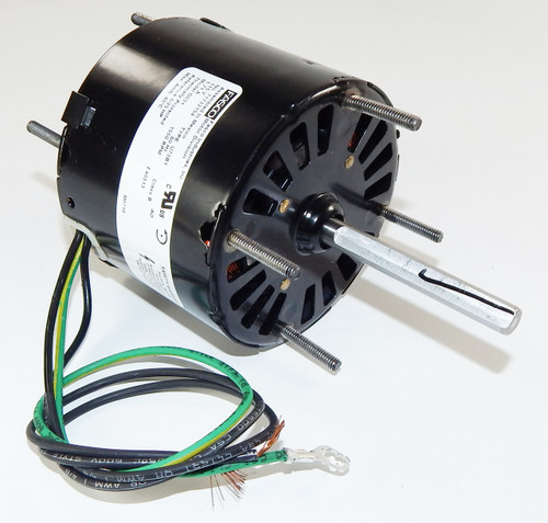 "Fasco D031 Motor | 1/25 hp 1550 RPM CCW 3.3"" Diameter 115V"