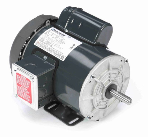 F104 Marathon 1 hp 1725 RPM 56 Frame TEFC (Farm Duty)115/208-230 volts Marathon - ELECTRIC MOTOR WAREHOUSE