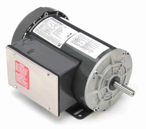 F105 Marathon 1.5 hp 1725 RPM 56H Frame TEFC (Farm Duty)115/208-230V Marathon - ELECTRIC MOTOR WAREHOUSE