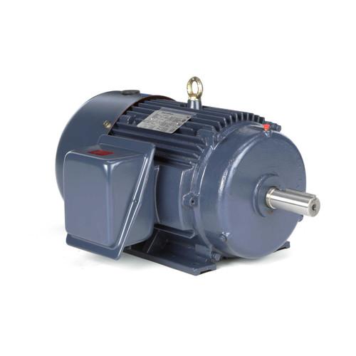 GT1017A Marathon 7.5 hp 1200 RPM 254T Frame 230/460V TEFC Marathon Electric Motor