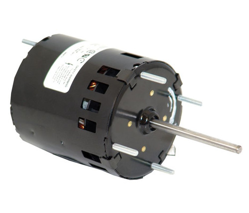 "Fasco D208 Motor | 1/30 hp 3000 RPM CW 3.3"" Diameter 115 Volts"