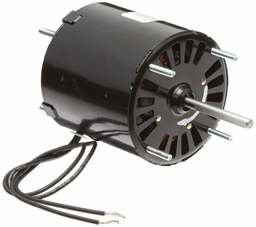 "Fasco D210 Motor | 1/25 hp 3000 RPM CW 3.3"" Diameter 115 Volts"