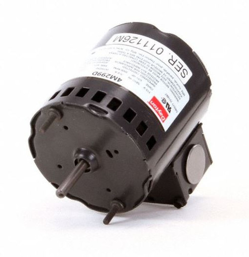 "1/70 hp, 3000 RPM, 115 Volt, 3.3"" diameter Dayton Electric Motor Model 4M299"