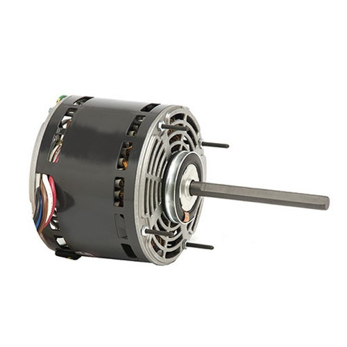 "6873 Nidec | 1/3 hp 825 RPM 1-Speed 208-230V; 5.6"" Blower Motor"