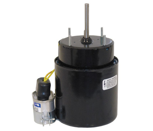 "Fasco D218 Motor | 1/25 hp 3000 RPM 3.3"" Diameter 115 Volts"