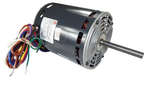 "1 hp 1100 RPM 3-Speed 460V; 5.6"" Blower Motor  Nidec # 2553"