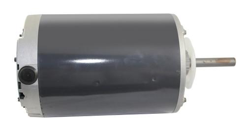 """1 hp 1140 RPM, 200-230/460V; 6.5"""" Condenser Motor, Nidec # 8058"""