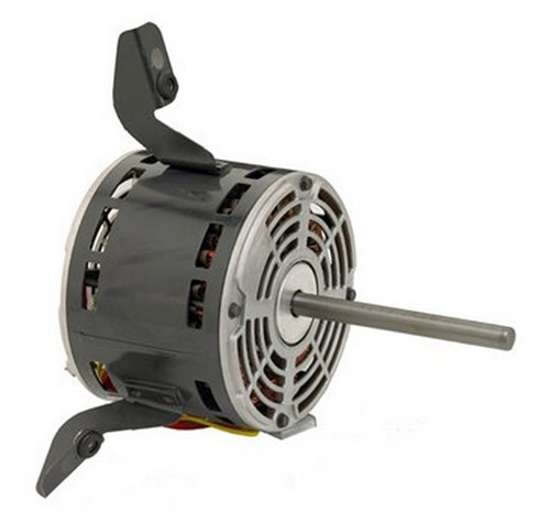 "8052 Nidec | 1/3 hp 825 RPM 1-Speed 208-230V; 5.6"" Blower Motor"