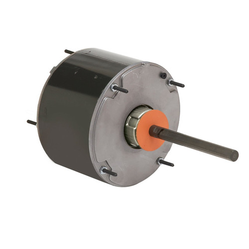"5456 Nidec | 1/8 hp 825 RPM 1-Speed 208-230V; 5.6"" Condenser Motor"