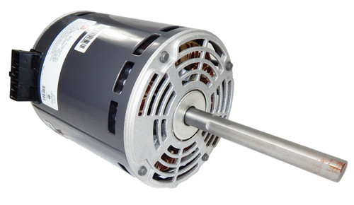 4670 Nidec | 1 hp 1100 RPM 4-Speed 208-230V