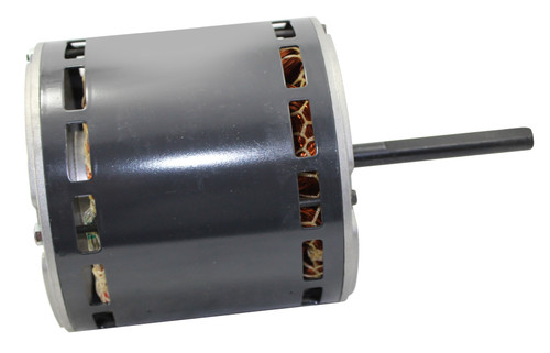 "CA3415 Nidec | 3/4 hp 1075 RPM 4-Speed 115V; 5.6"" Blower Motor"