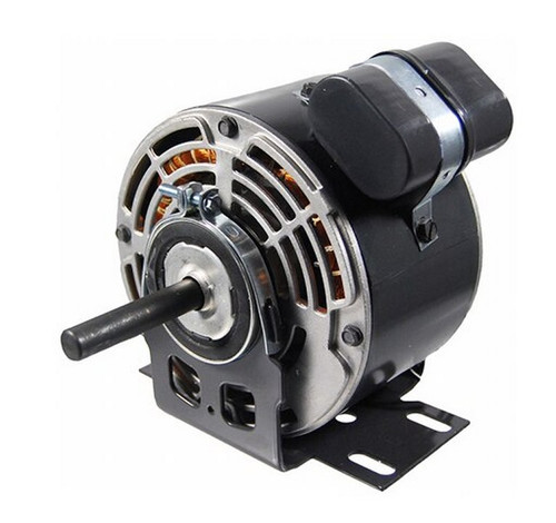 "6128 Nidec | 0.167 hp 1550 RPM 1-Speed 208-230V; 5.6"" Blower Motor"
