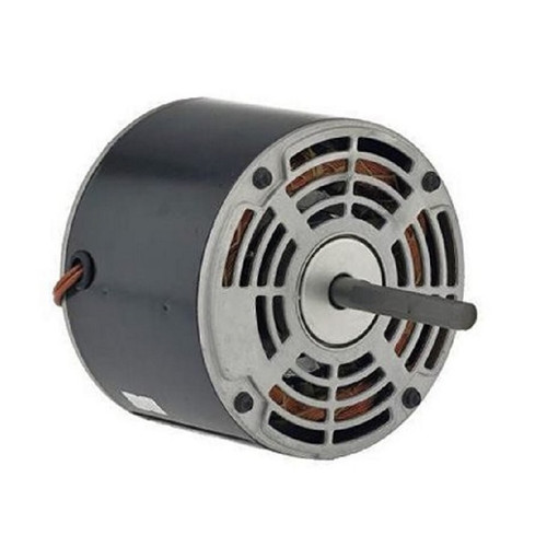 "6124 Nidec | 1/4 hp 1550 RPM 1-Speed 230V; 5.6"" Blower Motor"