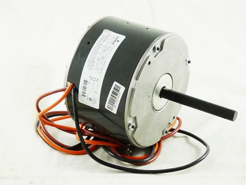 "5450 Nidec | 1/6 hp 825 RPM 1-Speed 208-230V; 5.6"" Blower Motor"