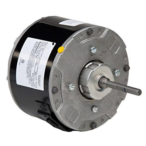 "1779P Nidec | 1/16 hp 1300/1500 RPM 1-Speed 230V; 5.0"" Blower Motor"