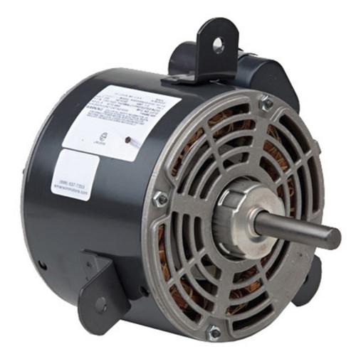"8331 Nidec | 1/4 hp 1625 RPM 1-Speed 380/420/460V; 5.6"" Blower Motor"