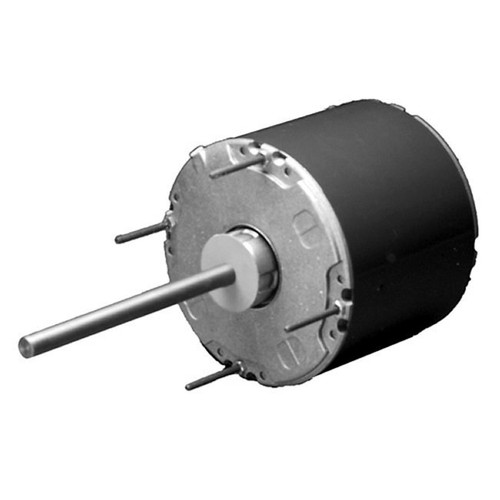 "1675 Nidec | 1/8 hp 1550 RPM 1-Speed 230V; 5.6"" Blower Motor"