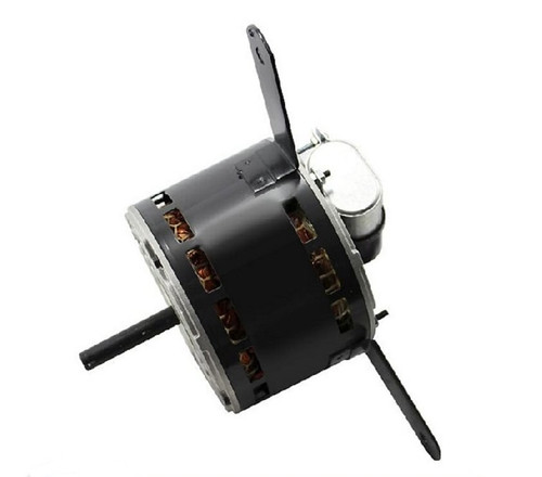 "1679 Nidec | 1/10 hp 810 RPM 3-Speed 277V; 5.6"" Blower Motor"