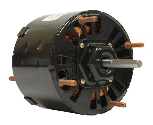 "Fasco D228 Motor | 1/80 hp 3000 RPM CW 3.3"" Diameter 115 Volts"