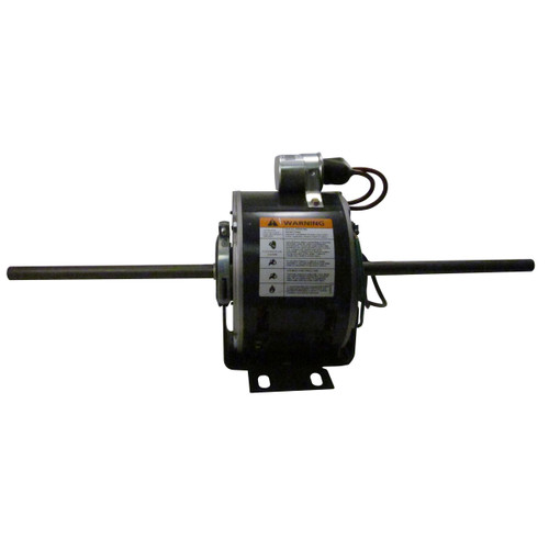 "1242 Nidec | 1/4 hp 1625 RPM 2-Speed 115V; 5.6"" Blower Motor"