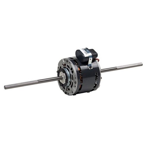 "1213 Nidec | 1/3 hp 1075 RPM 3-Speed 230V; 5.6"" Blower Motor"