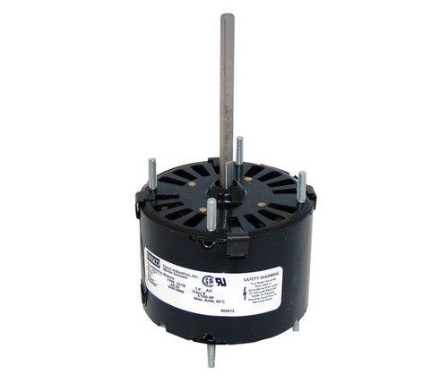 "Fasco D230 Motor | 1/100 hp 3000 RPM CW 3.3"" Diameter 115 Volts"