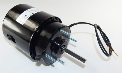 "Fasco D234 Motor | 1/15 hp 1500 RPM CW 3.9"" Diameter 115 Volts"