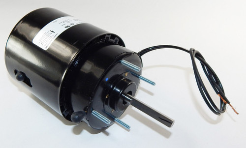 "Fasco D235 Motor | 1/12 hp 1500 RPM CCW 3.9"" Diameter 115 Volts"