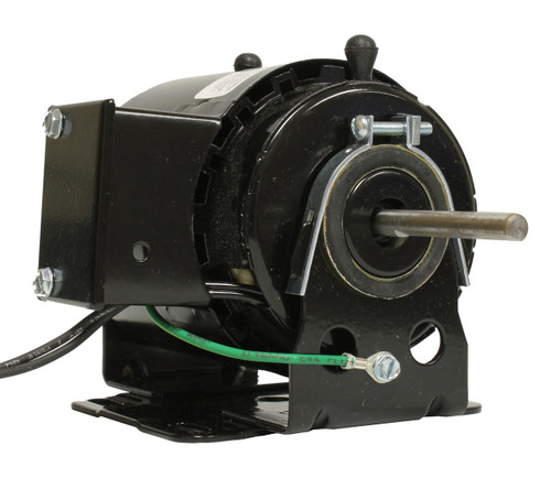 "Fasco D238 Motor | 1/15 hp 1500 RPM CW 3.9"" Diameter 115 Volts"
