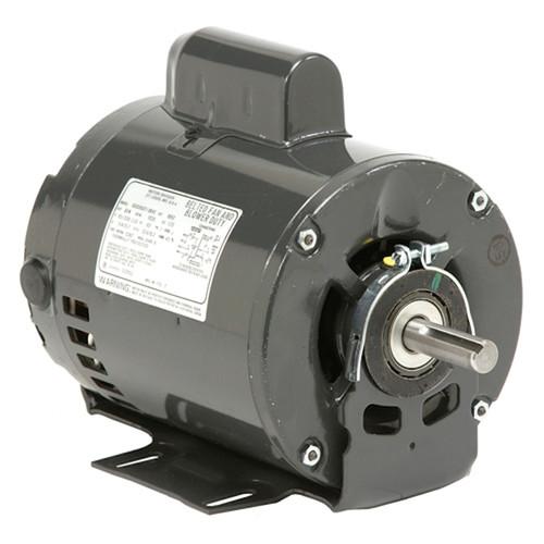 "4242 Nidec | 1-1/2 hp 1725 RPM 1-Speed 115/208-230V; 6.5"" Blower Motor"