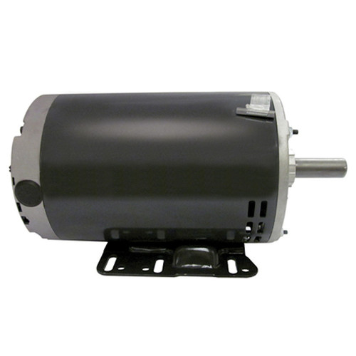 "1813P Nidec | 1 hp 1725/1425 RPM 2-Speed 208-230/460V; 6.5"" Blower Motor"