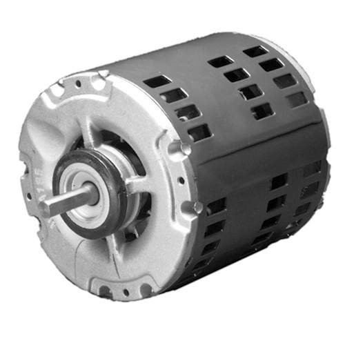 "6770 Nidec | 3/4 hp 1725/1140 RPM 2-Speed 115V; 6.5"" Blower Motor"