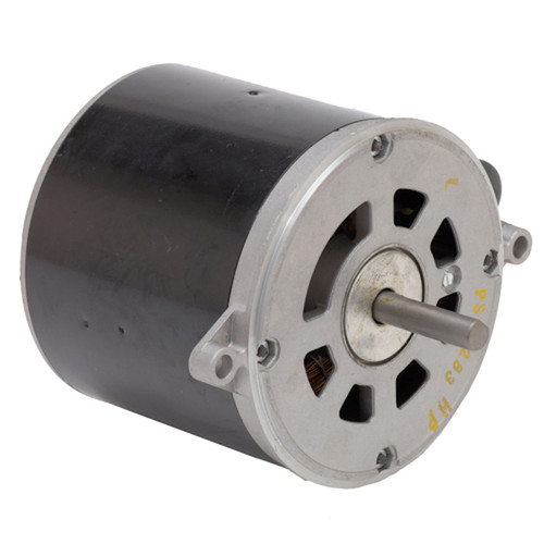 3252 Nidec | 1/6 hp 1725 RPM 1-Speed 115V, 48N Oil Burner Motor