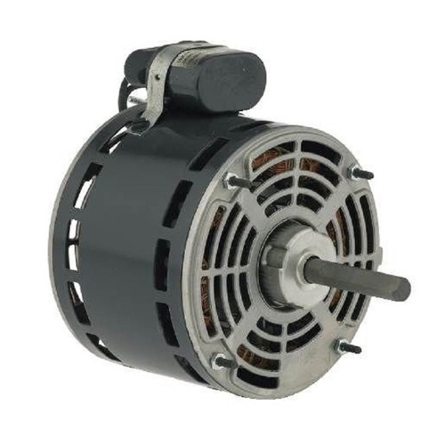 "1146 Nidec | 1/6 hp 1100 RPM 1-Speed 115V; 5.6"" Blower Motor"