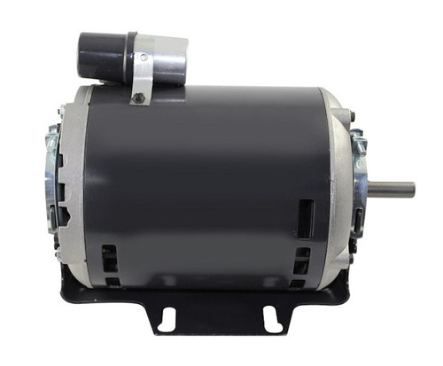 "4153 Nidec | 1/4 hp 1015 RPM 1-Speed 115V; 5.6"" Blower Motor"
