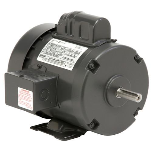 1-1/2 hp 1725 RPM 145T TEFC 115/208-230V;  Nidec Electric Motor # T32C2J14