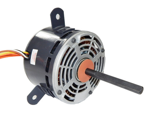 1/3 hp 1075 RPM 1-Speed 208-230V Carrier Blower Motor # CA3410
