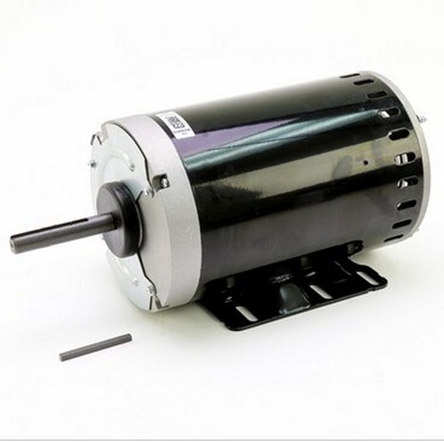 "1139 Nidec | 1/2 hp 575 RPM 1-Speed 208-230/460V; 5.6"" Condenser Motor"