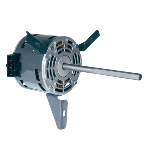 "1961 Nidec | 1/25 hp 1075 RPM 3-Speed 265V; 5"" Blower Motor"