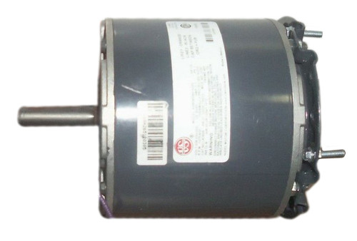 "LX7929 Nidec | 1/5 hp 1075 RPM 1-Speed 208-230V; 5.6"" Condenser Fan Motor"