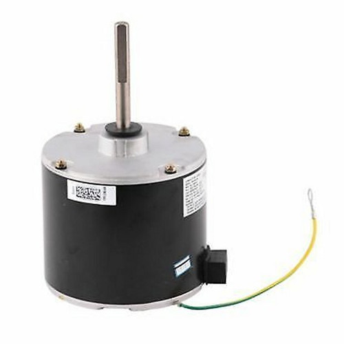 "LX7922 Nidec | 1/3 hp 1075 RPM 1-Speed 460/380-420V; 5.6"" Condenser Fan Motor"