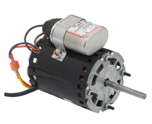 "9662 Nidec | 1/20 hp 1550 RPM 1-Speed 115V; 3.3"" Blower Motor"