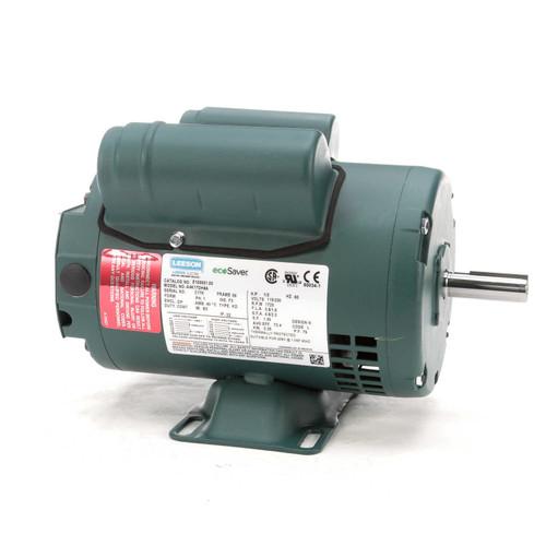 E100001.00 Leeson |  1/3 hp 1725 RPM 56 Frame 115/208-230 Volts Open Drip