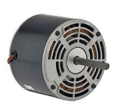 "1/3 hp 1075 RPM 1-Speed 208-230V; 5.6"" Condenser Motor Nidec # 3322"